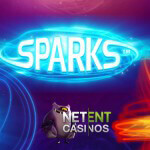 NetEnt launches Sparks™ video slot