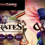 Pirates Slots Week at NextCasino