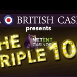 "Amazing ""The triple 100"" welcome offer at All British Casino"