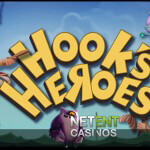Hook's Heroes™ slot now available at the NetEnt Casinos