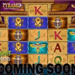 NetEnt announces Pyramid: Quest for Immortality™ slot