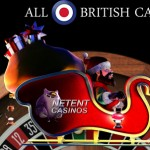 Receive up to 1045 Christmas Free Spins at All British Casino