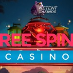 120 Free Spins Lights™ slot at generous NetEnt Casino
