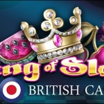 Up to 60 Free Spins for King of Slots™ at All British Casino