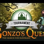 Weekend slot tournament Gonzo's Quest™ slot at Mr Green Casino