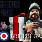 50 Free Spins for your favourite NetEnt slot at All British Casino