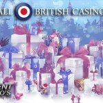 Super Christmas Free Spins at All British Casino today