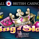 Free Spins Jack Hammer™ and King of Slots™ at All British Casino