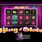 King of Slots Touch® now available at the mobile casinos