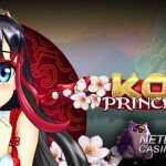 Koi Princess™ slot now available at the NetEnt Casinos