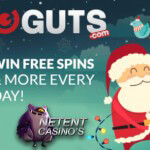 Get spoiled with Guts Casino's Christmas Trivia