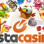 €500 in welcome bonuses and 50 free spins at InstaCasino