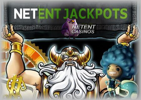 Image result for jackpot title comes from NetEnt