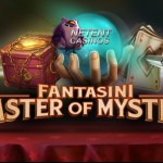 Fantasini: Master of Mystery™ slot now available at all NetEnt Casinos