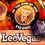 Win up to €2,500 just by playing Live Casino games at LeoVegas