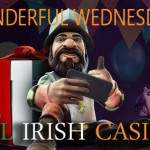 Wonderful Wednesday at All Irish Casino: 44% up to €88