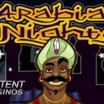 Arabian Nights™ Jackpot hit at still unknown NetEnt Casino