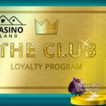 Casinoland launches 'The Club' Loyalty Program