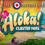 50 Free Spins and more on Aloha! slot at All British Casino