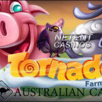 50 Free Spins Tornado™: Farm Escape slot at All Australian Casino
