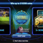 New Football: Champions Cup™ slot available at one of the NetEnt Casinos already