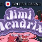 Monster Free Spins for Jimmy Hendrix slot™ at All British Casino