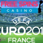 Enjoy the EURO 2016 semi-finals with free spins slot matches