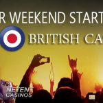 All British Casino spoils players with £250 in bonus money