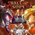 Hall of Gods™ Mega Jackpot drops for €6.7 million