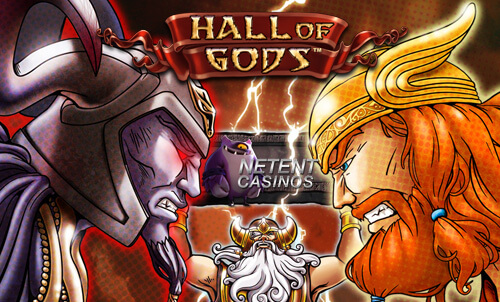 Hall-of-Gods™- Mega Jackpot