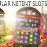 Most popular NetEnt slots in 2016
