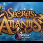 NetEnt's Secrets of Atlantis™ video slot reveils secrets lost island of Atlantis