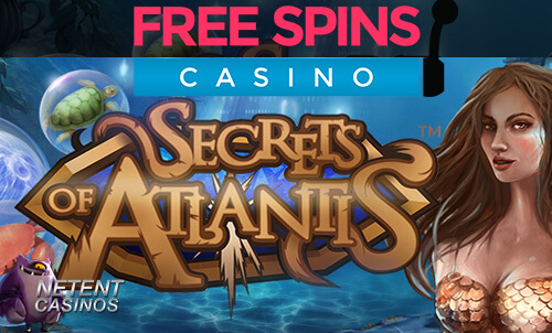 Free Spins Secrets of Atlantis™ slot