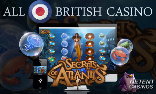 Atlantis World Slot Machine - Free Online Gameart Slots Game