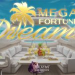 Mega Fortune Dreams™ Jackpot was won today paying out €4 million