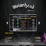 NetEnt announces Motörhead™ video slot
