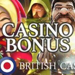 25% Reload Bonus up to £200 available at British NetEnt Casino this weekend