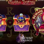 NetEnt announces Fairytale Legends: Red Riding Hood™ slot