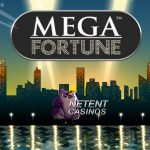 Hit the Mega Fortune™ Jackpot and win over €3 million