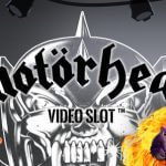 Motörhead™ slot now available at the NetEnt Casinos