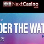 Take a dive with NextCasino's Under the Water casino promotion