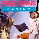 Free slot rounds for Jack and the beanstalk™ slot at Free Spins Casino