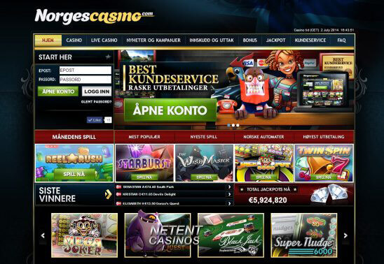 norgescasino-old-website-2016