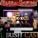 All Irish Casino celebrates Red Riding Hood™ slot launch with free spins