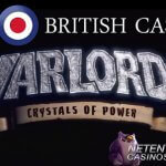 Also All British Casino celebrates the launch of the new Warlords™ game