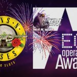 Guns N' Roses™ slot voted Game of the Year at EGR Operator Awards