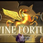 NetEnt announces new jackpot video slot Divine Fortune™