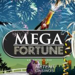 NetEnt Casino player wins fortune with Mega Fortune™ video slot