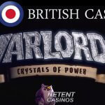 Get up to 60 free spins for Warlords™ at British NetEnt Casino
