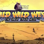 NetEnt announces the Wild Wild West: The Great Train Heist™ slot